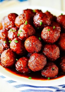 The Hirshon Sweet And Sour Cocktail Meatballs