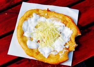 The Hirshon Hungarian Lángos – Krumplis Lángos