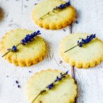 The Hirshon Scottish Lavender Shortbread