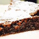 The Hirshon Swedish Gooey Chocolate Cake - Kladdkaka