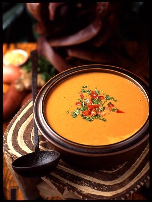 The Hirshon Beninese Peanut Soup