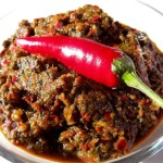 The Hirshon Adzhika (Georgian Hot Pepper Relish) - აჯიკა
