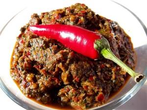The Hirshon Adzhika (Georgian Hot Pepper Relish) – აჯიკა