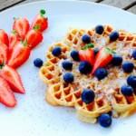 The Hirshon Faroese Waffles - Vaflur