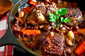 The Hirshon Coq au Vin