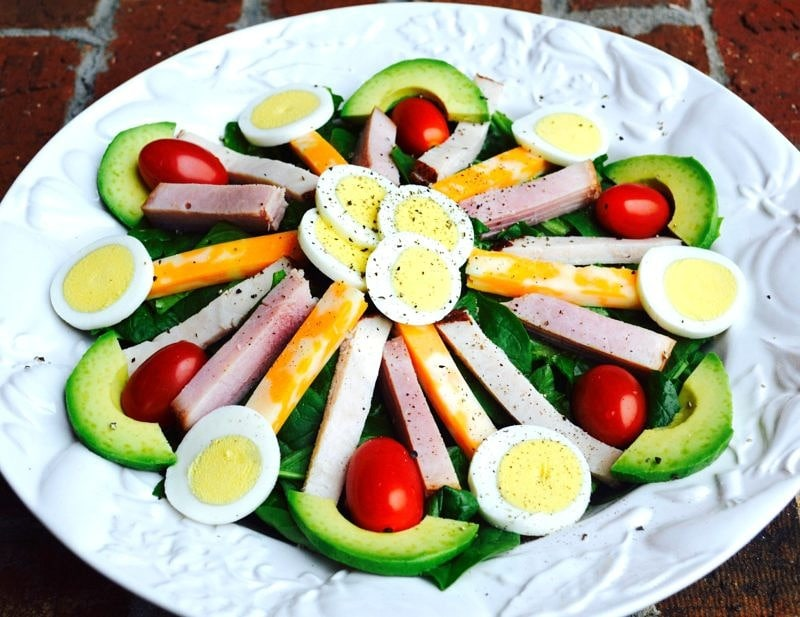 The Hirshon Chef Salad