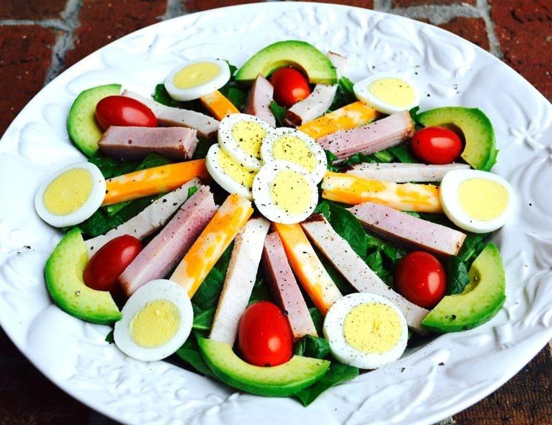 The Hirshon Chef Salad
