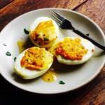 The Hirshon Périgord-Style Stuffed Eggs - Œufs à la Périgourdine
