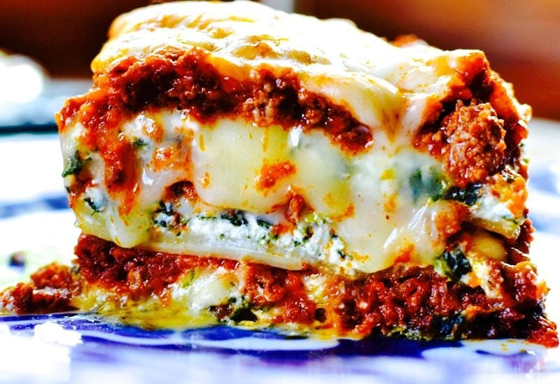 The Hirshon Lasagna Supreme