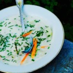 The Hirshon Norwegian Fish and Root Vegetable Chowder - Bergensk Fiskesuppe
