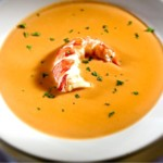 Julia Child's Classic Lobster Bisque