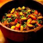 The Hirshon Corsican Lamb and Olive Stew - Agneddu è Oliu Aisne