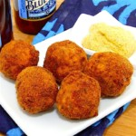 The Hirshon Akron Deep-Fried Sauerkraut Balls