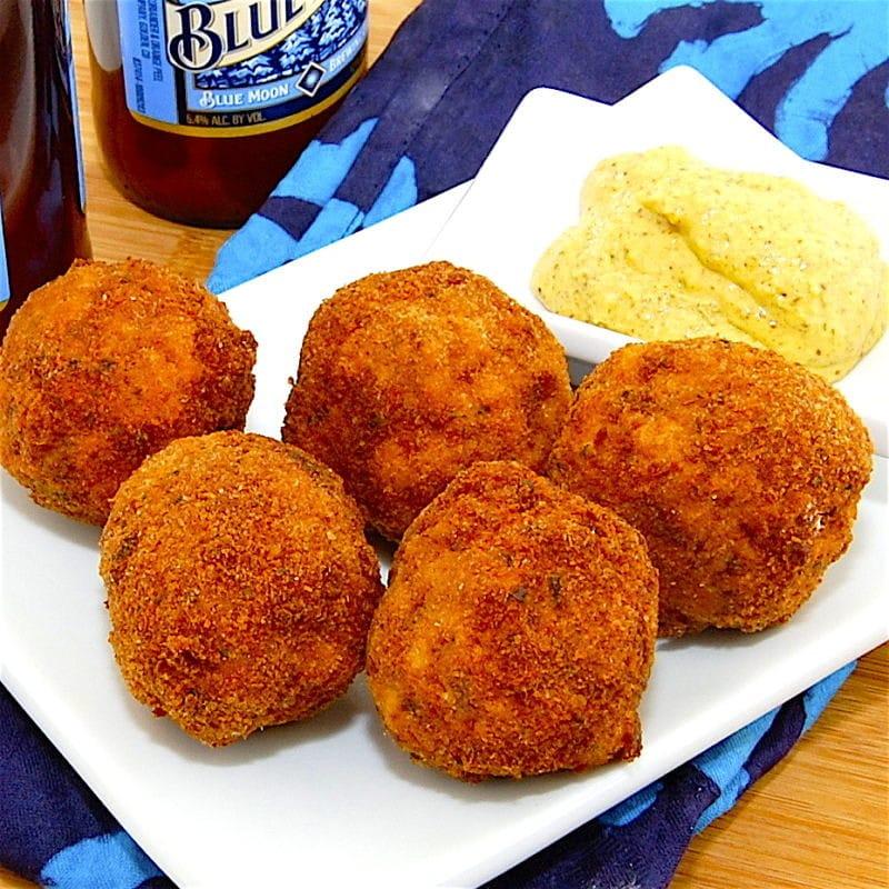 The Hirshon Akron Deep-Fried Sauerkraut Balls