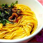 The Hirshon Taiwanese Scallion Oil Noodles - 葱油拌面