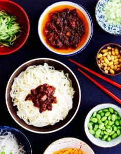 The Hirshon Beijing Zhajiangmian – 炸醬麵