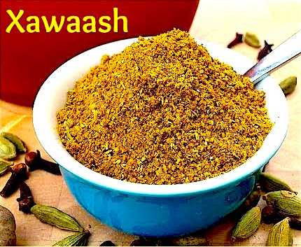 The hirshon somali xawaash spice blend the hirshon somali xawaash spice blend forumfinder Image collections