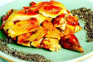 The Hirshon Hakka-Style Salt Baked Chicken – 秘制鹽焗雞