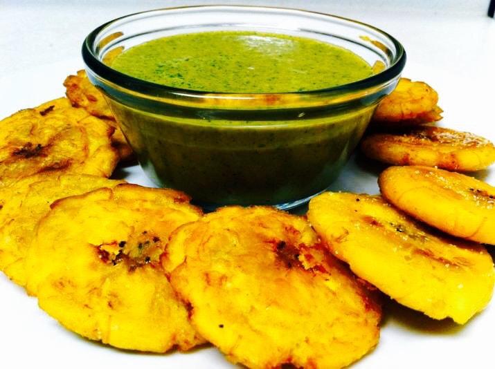 The Hirshon Cuban Garlic Herb Sauce - Mojo de Ajo