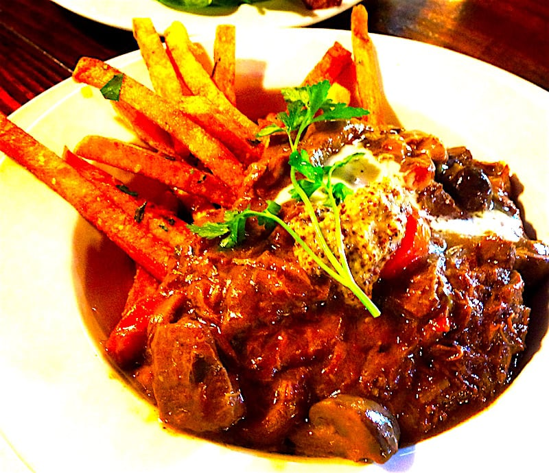 The Hirshon Belgian Wild Boar Stew - Carbonnade Flamande