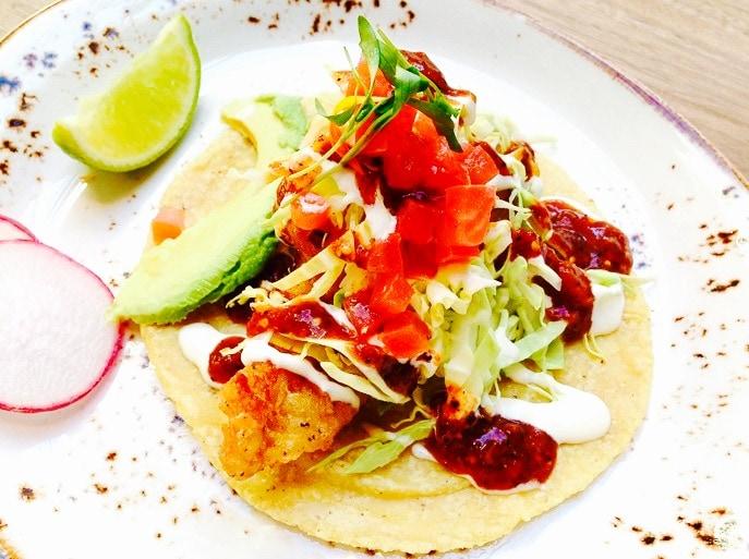 The Hirshon San Diego Fried Fish Tacos