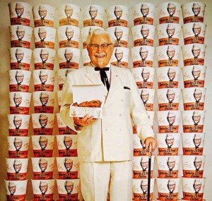 Is This The Secret Recipe For Kentucky Fried Chicken?!