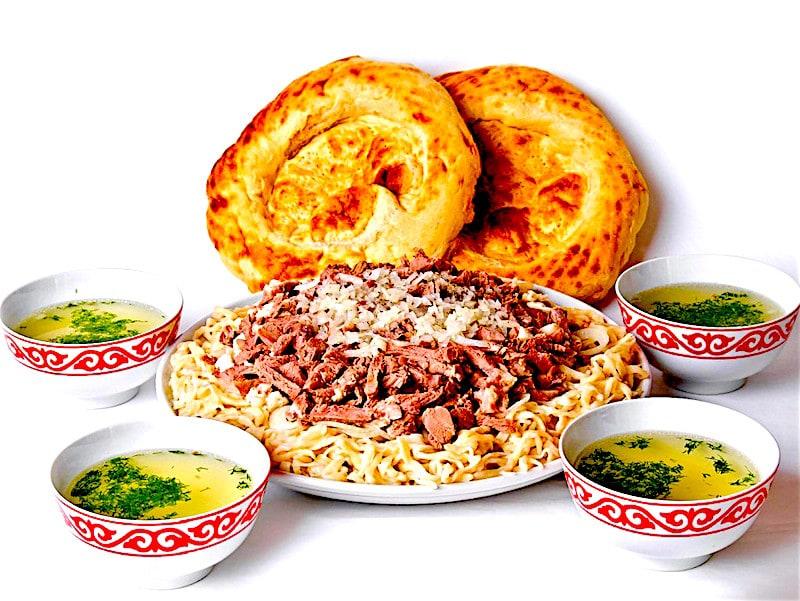 The Hirshon Kyrgyz Besh Barmak - Беш бармак