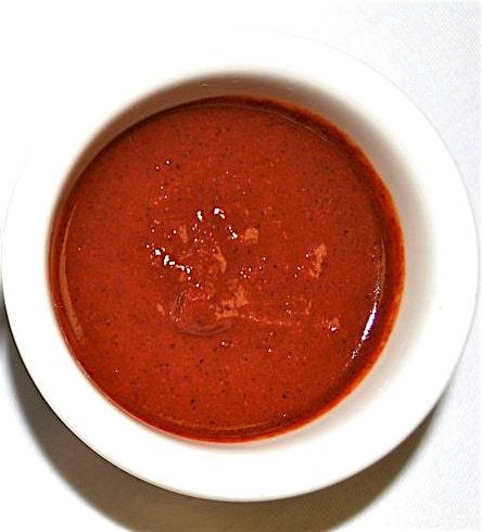 The Hirshon Ethiopian Awaze Sauce – አዋዜ