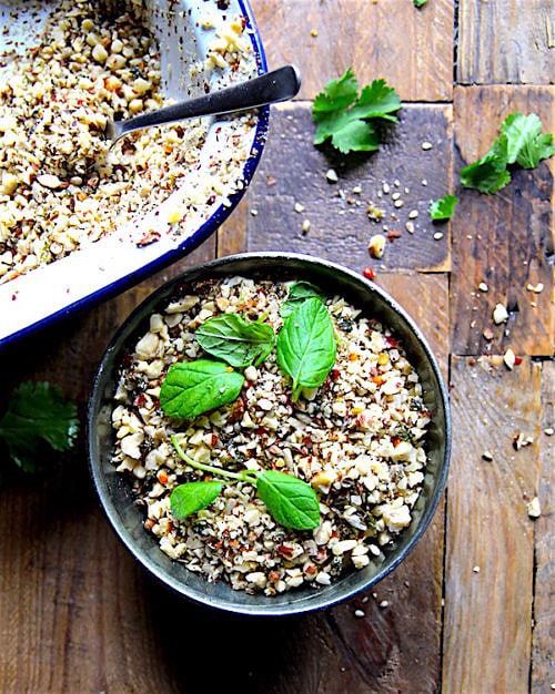 The Hirshon Egyptian Spice Blend - دقة