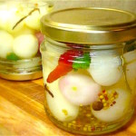 The Hirshon Russian Pickled Cocktail Onions - Для маринадной