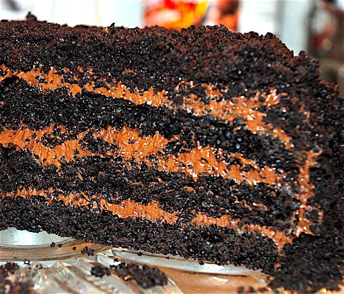 The Legendary Ebinger's Brooklyn Blackout Cake