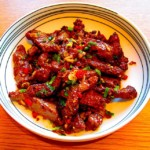 The Hirshon Hunan Beef with Cumin - 孜然牛肉