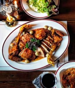 The Hirshon Chicken Fricassée