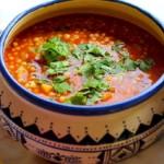 The Hirshon Algerian Berkoukes Soup - بركوكس