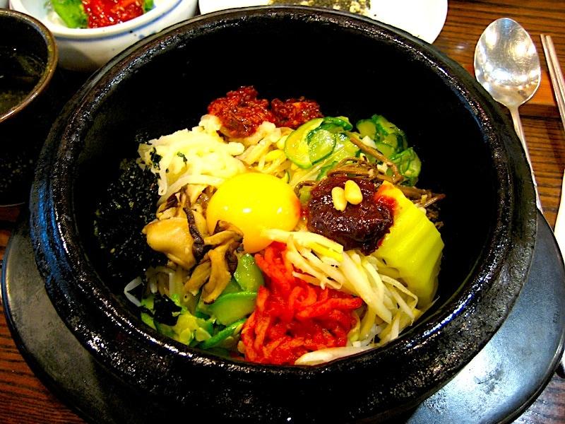 The Hirshon Korean Bibimbap – 비빔밥