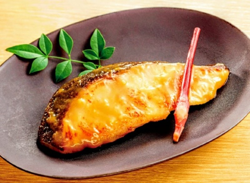 The Hirshon Japanese Miso-Marinated Black Cod - 西京焼き
