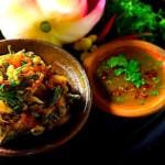 The Hirshon Burmese Crispy Spring Onion Fritters - ကြော်နွေဦးပေါက်ကြက်သွန်နီ