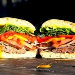 The Hirshon Uruguayan Chivito Sandwich