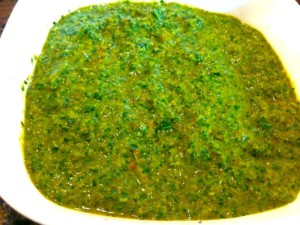 The Hirshon Moroccan Chermoula – شرمولة‎‎