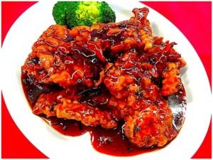 The Hirshon Hunan Crispy Orange Beef