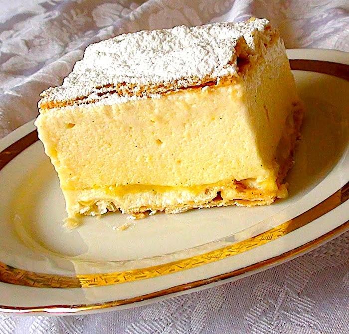 Hungarian Custard Slice – Krémes