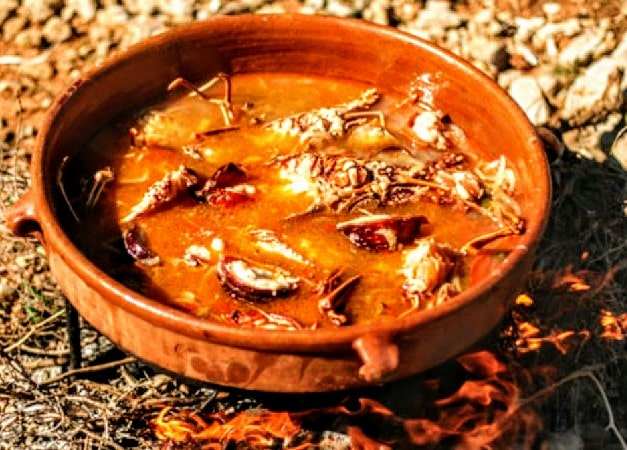 The Hirshon Minorcan Lobster Stew - Caldereta De Langosta