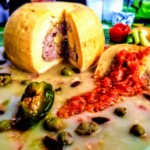 The Hirshon Yucatecan Stuffed Cheese - Queso Relleno