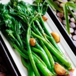 The Hirshon Dim Sum Chinese Broccoli - 芥蘭