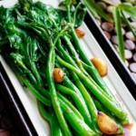 The Hirshon Dim Sum Chinese Broccoli - 芥蘭