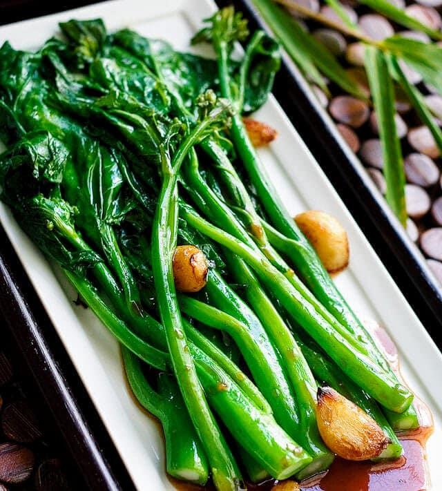 The Hirshon Dim Sum Chinese Broccoli – 芥蘭