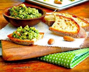 The Hirshon Provençal Green Olive Tapenade