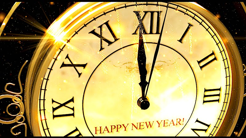 Happy 2017 – And What The Hell Is Auld Lang Syne?!
