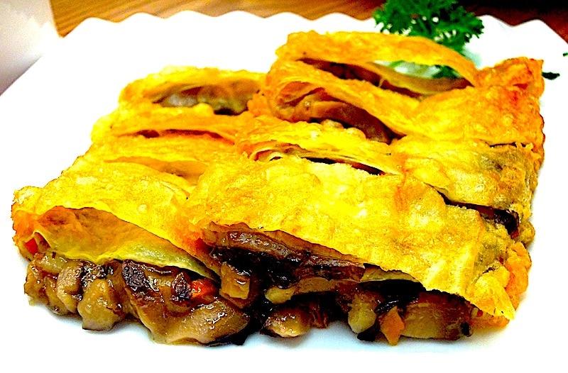 The Hirshon Chinese Vegetarian Goose - 素鵝
