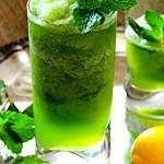 The Hirshon Israeli Limonana Frozen Mint Lemonade – לימונענע and ليمون نعناع
